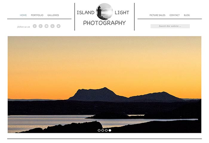 island-light-photography
